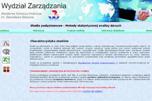 Metody statystycznej analizy danych