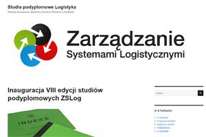 Zarządzanie systemami logistycznymi